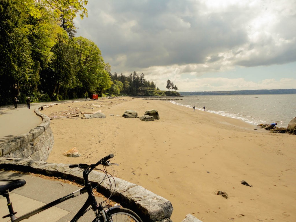 Adventure for Anyone Group Tours by the Stanley Park Seawall