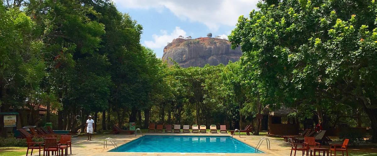 Hotel Sigiriya Rock Sri Lanka Tour