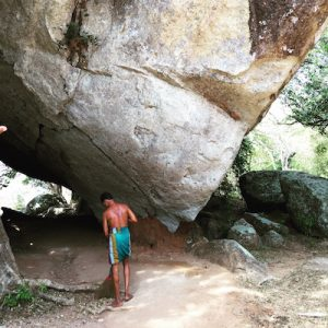Mihintale Rock Caves Sigiriya Tour Elephant Safari