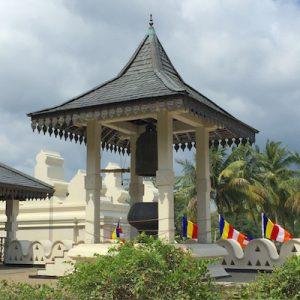 Kandy Relic of the Tooth Temple Sri Lanka Shrine