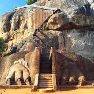 Lions Gate Sri Lanka Tour Sigiriya Rock