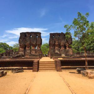 Polonnaruwa Era Sri Lanka Tour Ruins