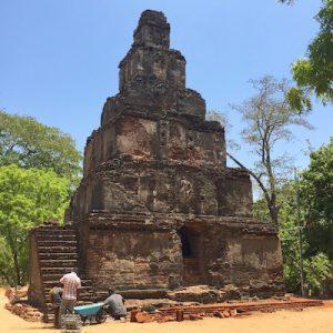Polonnaruwa Sri Lanka Tour Ruins