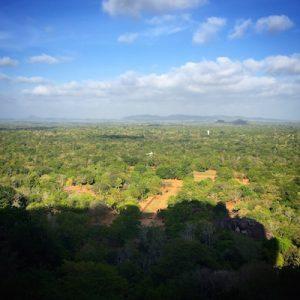 Sigiriya Rock Sri Lanka Tour