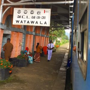 Sri Lanka Railways Station Master