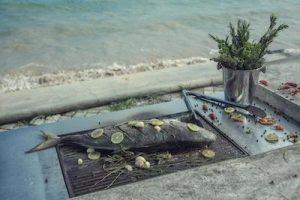 Sri Lanka Beach Escape Fresh Food