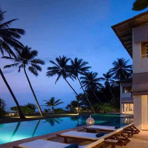 Sri Lankan Beach Escape