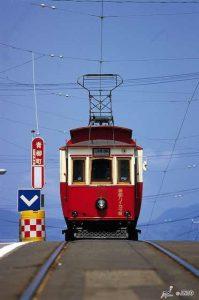 Tram Hakodate Hokkaido
