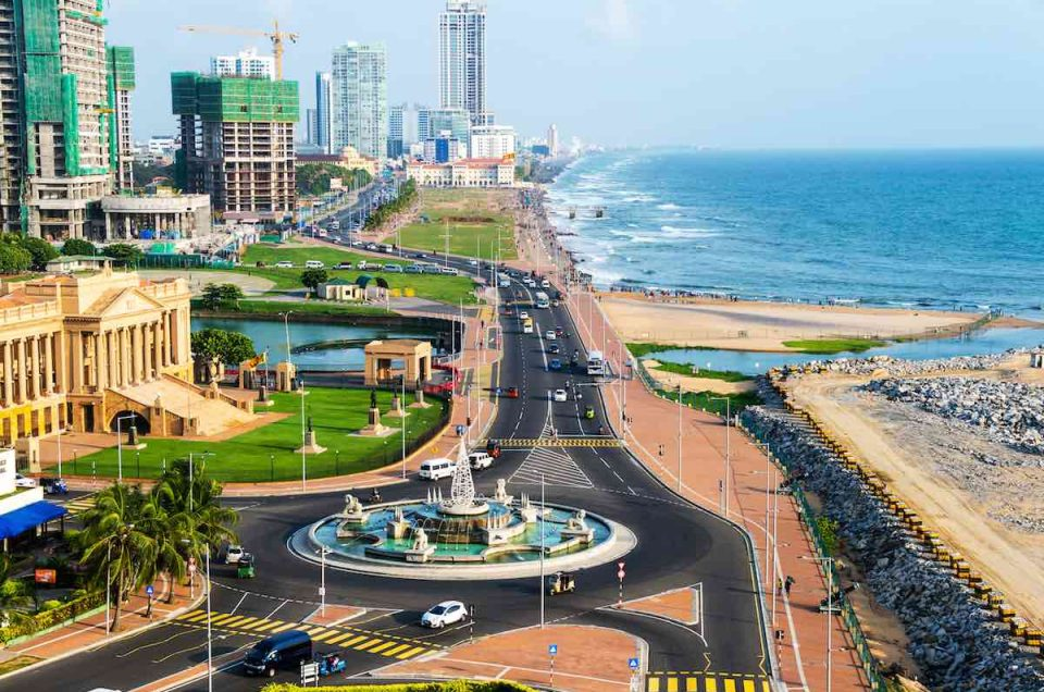 A Day in Colombo