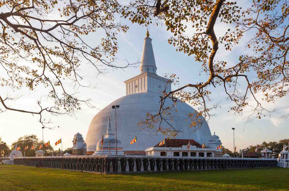Why You Need to Visit Anuradhapura