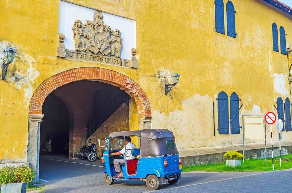 The Hidden Mystery Behind Galle and it's Dutch Fort