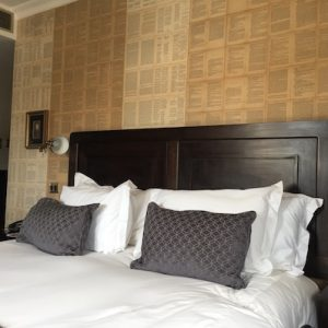 Santiago Stopover Hotel Boutique Castillo Rojo Room