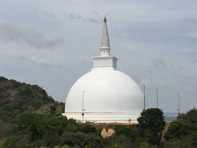 Mihintale Stupa Sri Lanka
