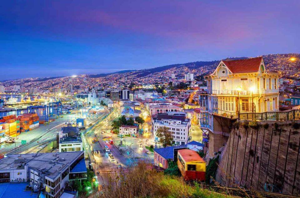 Valparaíso - A Brief & Interesting History